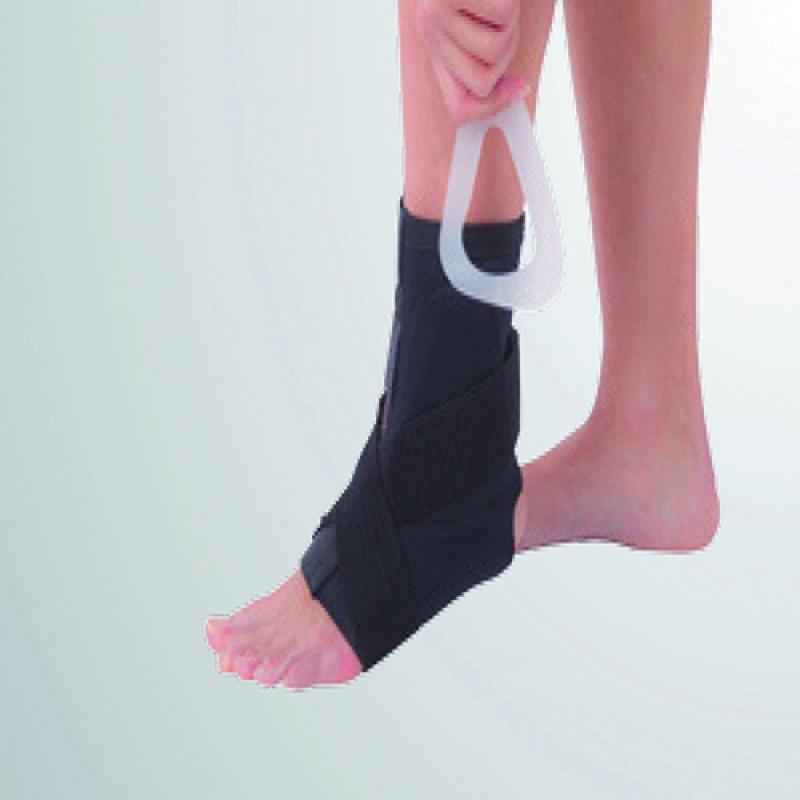 608 - Ankle clip with the plastic insert