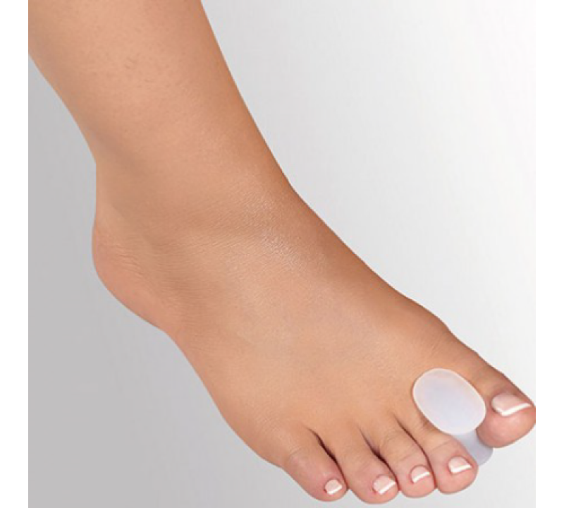 705 - სილიკონის ფეხის თითების დამჭერი (წყვილი)