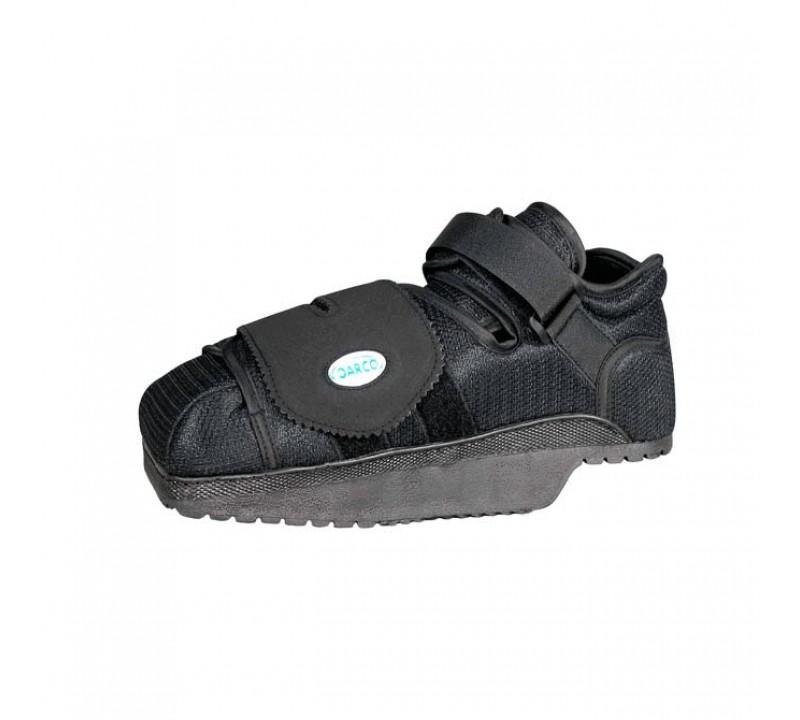ჰალუქს ვალგუსის ფეხსაცმელი - უკან წაჭრილი